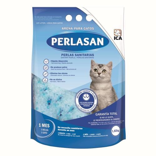 Lecho sanitario PERLASAN para gatos