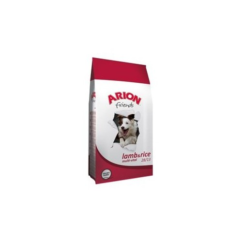 PIENSO ARION LAMB AND RICE