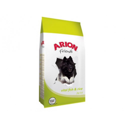 PIENSO ARION FISH AND RICE